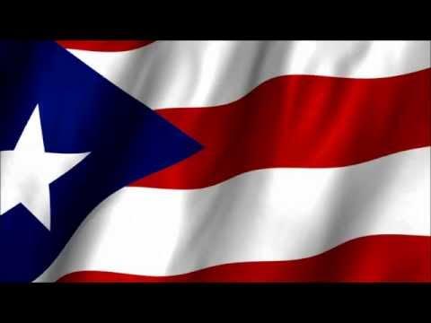 """National anthem of Puerto Rico """"La Borinqueña"""""""