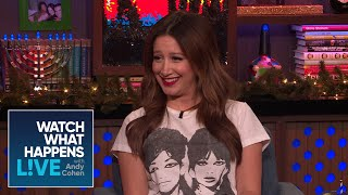 Ashley Tisdale Chooses Amongst Cole Sprouse, Dylan Sprouse & Zac Efron | WWHL