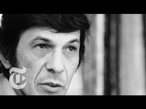 Leonard Nimoy Dead: Spock of 'Star Trek' Dies at 83   The New York Times