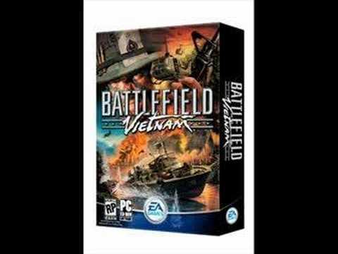 Battlefield Vietnam Soundtrack #13 - Nowhere to Run