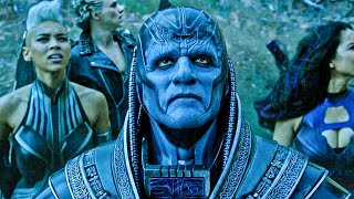 X Men Apocalypse Trailer (2016) Marvel Superhero Movie