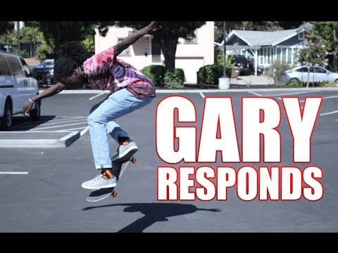 Gary Responds To Your SKATELINE Comments Ep. 199 - NWA, Nollie Back 360