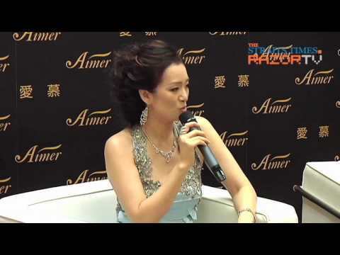 She wants to make a Singapore movie (Gong Li bonanza Pt 3)