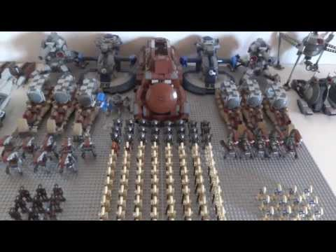 LEGO Star Wars Droid Army 2013
