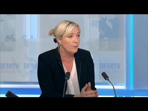 """Hidalgo soutient la plainte du Qatar contre Philippot: """"elle a perdu la raison"""" selon Marine Le Pen"""