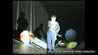 Fukai & Kimika, umbrellas act 1995 Italy - Mago Elite video collection