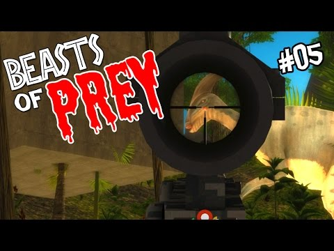 Beasts of Prey w/ Millbee! Ep 05 -