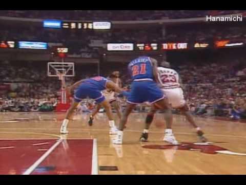 Michael Jordan 'He can't guard me!'