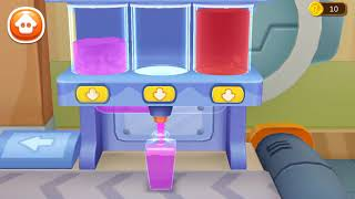 Baby Panda's Juice Shop App Gameplay for Kids - How to Make Juice for Children