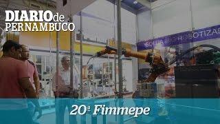 20� Feira da Ind�stria Mec�nica, Metarl�gica e de Material El�trico de Pernambuco