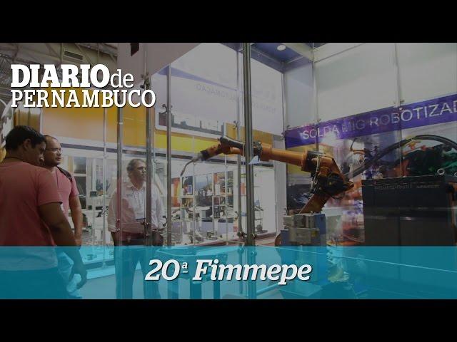 20ª Feira da Indústria Mecânica, Metarlúgica e de Material Elétrico de Pernambuco