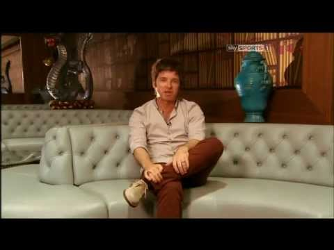 Noel Gallagher on Fantasy Football Club, 2012-08-17