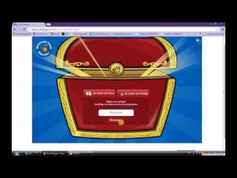 Club Penguin - Destravando Itens - Código De Balões De Festa