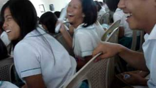 THE SINGING KULEG!! Ft. EDDRIAN MANYAK!!(BABALA BAWAL SA BATA!!)