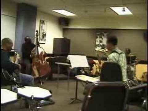 Kevin Eubanks band Behind the Scenes