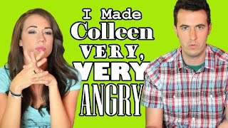 I Made Colleen Very, VERY Angry  MAGIC MONDAY!!!