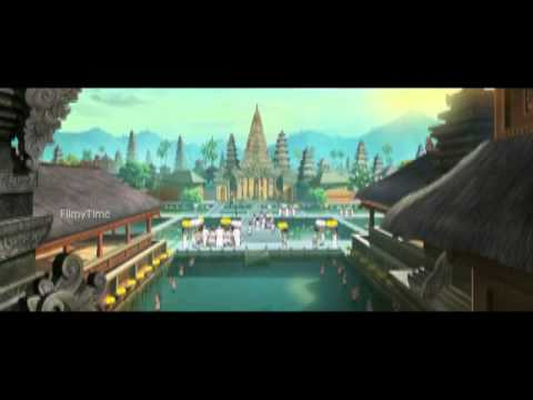 Chhota Bheem And The Throne Of Bali Trailer Telugu