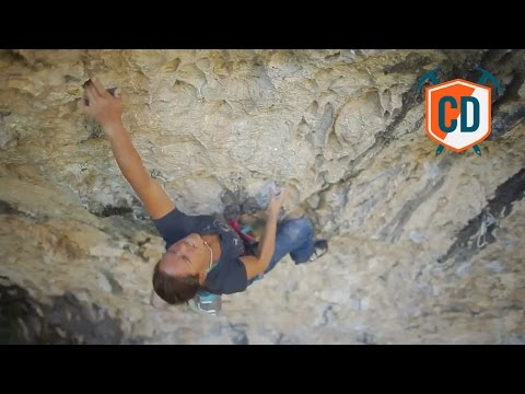 James Pearson and Caroline Ciavaldini Wining And Climbing In France | Climbing Daily, Ep. 687