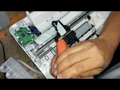 instalación de sistema de tinta canon mg 2410 y mg 2520 parte#1