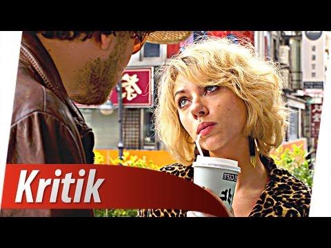 LUCY Trailer Deutsch German & Kritik