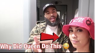 QUEEN ALMOST GOT  US JUMPED AT YOUTUBE BLACK
