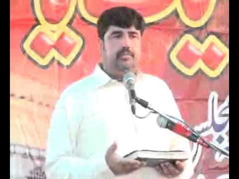 Zakir Aamir Abbas Rabani Majlis 23 Mar 2013 Jalsa,s.g,zulfqar Ali Nasir At Chak 232 Jhang video