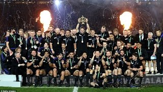 Rugby World Cup 2015 - All Blacks Highlights
