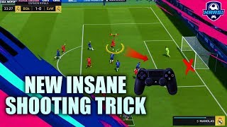FIFA 19 AFTER PATCH NEW INSANE SHOOTING TRICK to SCORE EVERYTIME | EASY FINISHING TUTORIAL
