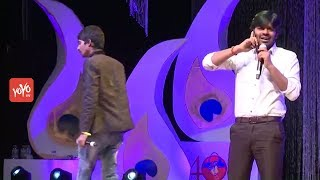 Jabardasth Team Performance at TANA Convention 2017 | Sudigali Sudheer, Dhanraj
