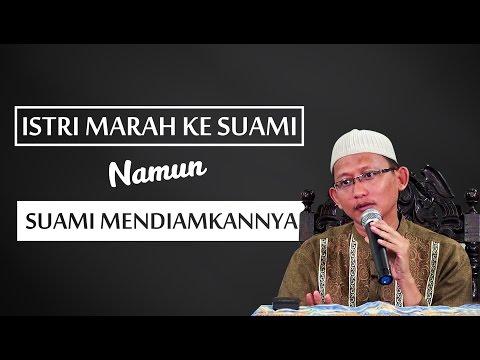 Video Singkat: Istri Marah Ke Suami Namun Suami Mendiamkannya - Ustadz Abu Yahya Badru Salam, Lc