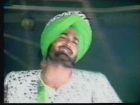Malkit Singh - Club Vich Dhol - Official Video - 1994 - Midas Touch