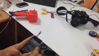 Cách làm điều khiển máy ảnh bằng iPhone cực đơn giản