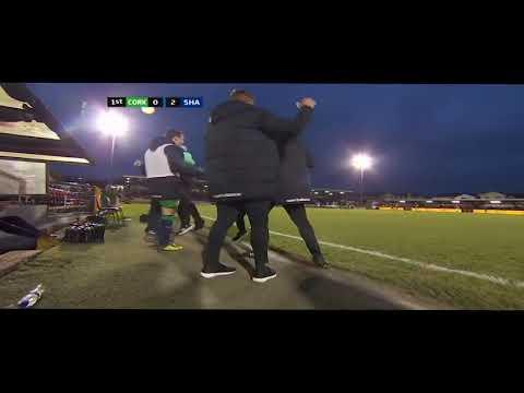 Match Highlights   Cork City 1-3 Shamrock Rovers, Turner's Cross   5 April 2019