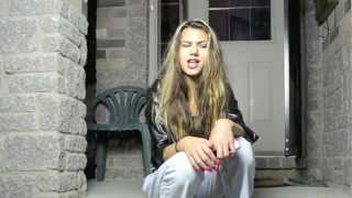Taylor Swift - We Are Never Ever Getting Back Together cover by Sabrina Vaz