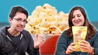 Taste Test, Pre-Popped Popcorn   Cooking Light