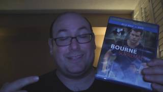 RobVlog - Unboxing the blu-ray of The Bourne Supremacy