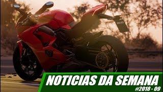 NOTICIAS DA SEMANA 18/06 - MOTO.com.br