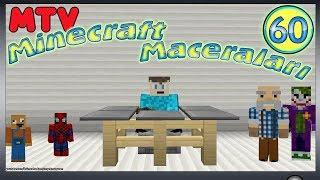 Kamil Dayı Minecraft'ta Televizyona Çıktı Cücüğü Kim Buldu Minecraft Maceraları 60. Bölüm