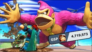 World's Most ELITE Donkey Kong