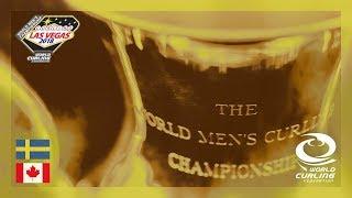 Norway v Scotland - Round-robin - 361º World Men's Curling Championship 2018