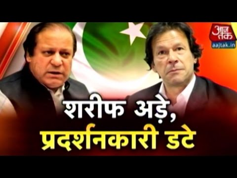 Mutiny in Pakistan against Nawaz Sharif