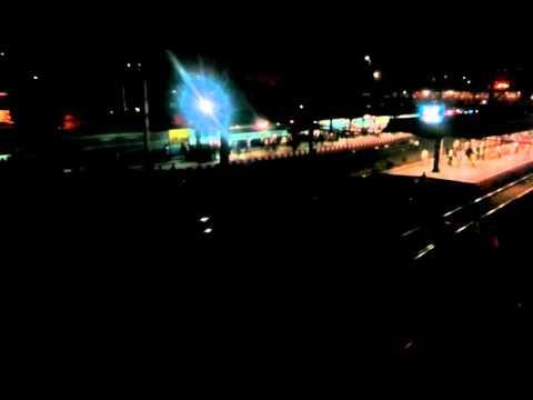 11302 - BANGALORE - MUMBAI CST UDYAN FURIOULY SKIPS THANE