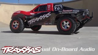 Traxxas Slash Now Featuring On-Board Audio (OBA)