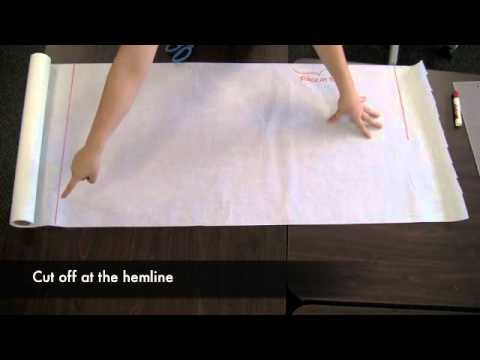 The Splash's Cape: How to Make a Super Hero Cape