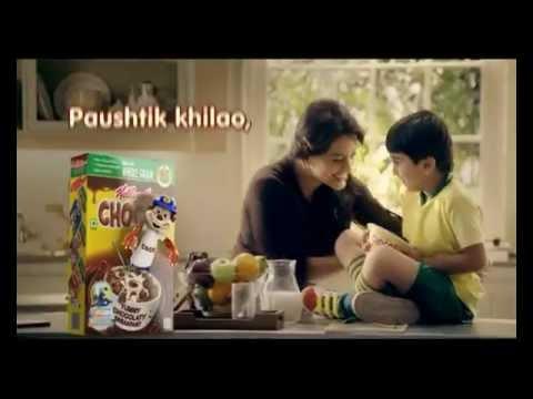 Kellogg's Chocos - New Juhi Chawla TVC