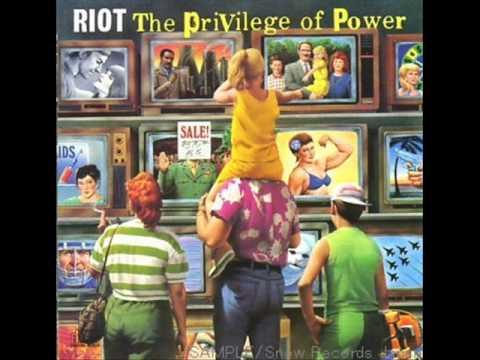 Riot - Metal Soldiers