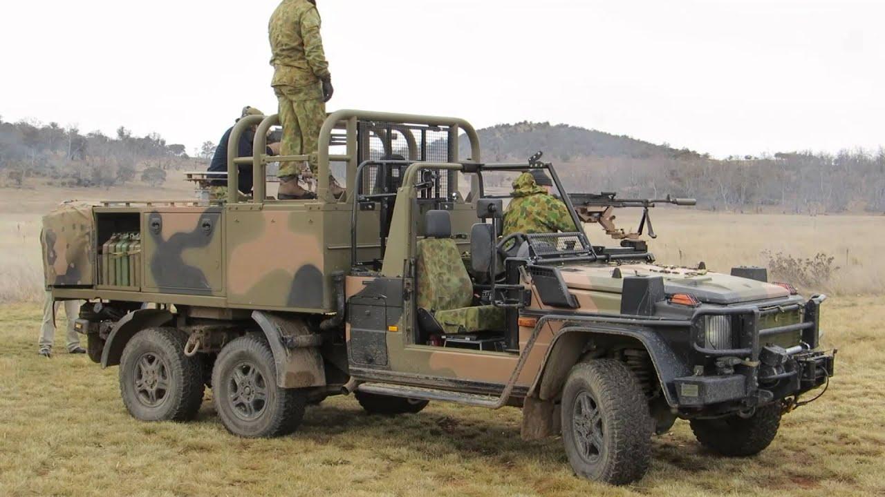 Australian Army G Wagon 6x6 Srv Militaryporn