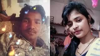 Saliva and rakesh Kumar Indian Rural job done in my