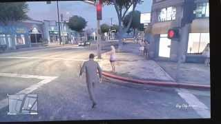 GTA 5 - Gameplay (XBOX360 LT3.0)