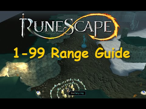 Runescape Training Guide: 1-99 Range Guide [Legacy Mode] 2014 Runescape – iAm Naveed